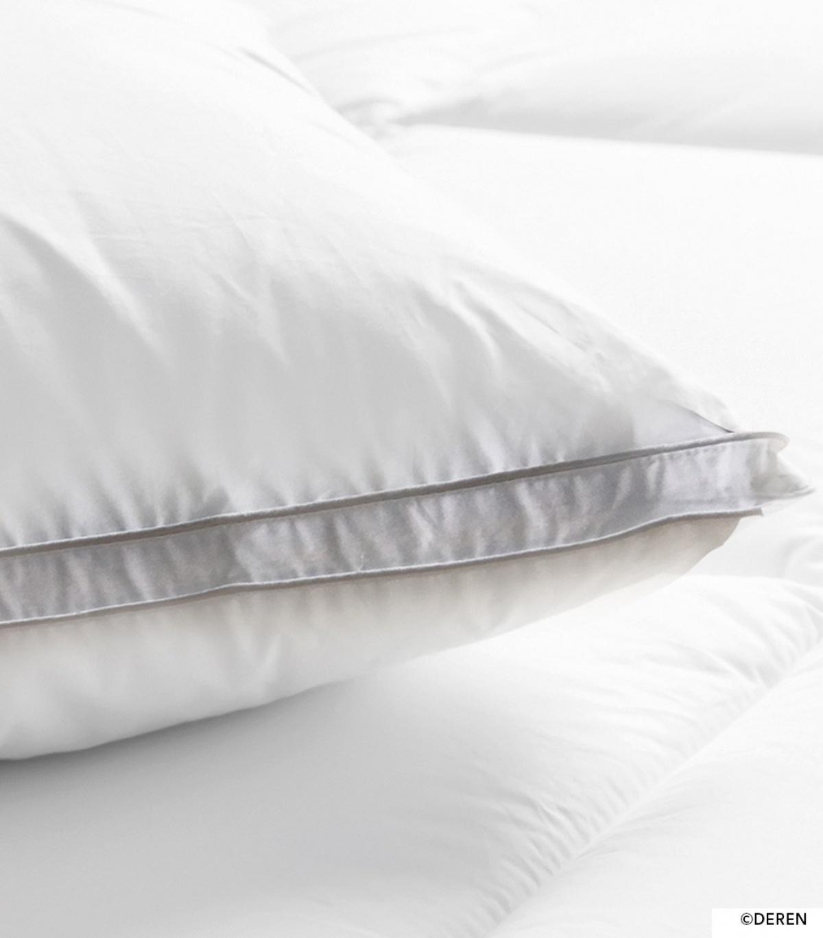 l 39 oreiller ultra confort deren l 39 oreiller innovant de grande qualit. Black Bedroom Furniture Sets. Home Design Ideas